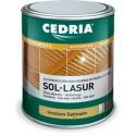 Lasur protector madera exterior Cedria Sol Lasur