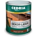 Lasur protector madera exterior Cedria Dekor Lasur