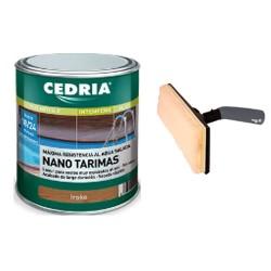 Pack Nano Tarimas+pad