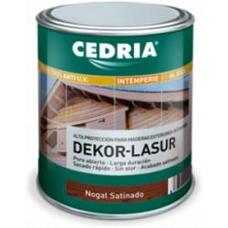 Dekor Lasur Cedria para madera 20 litros