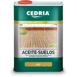 Aceite Suelos Cedria para Madera 20 litros