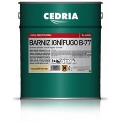 Barniz Ignífugo Cedria B-77 20 litros