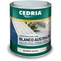 Lasur protector madera exterior Cedria Blanco Australia