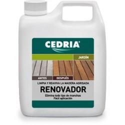 Renovador madera
