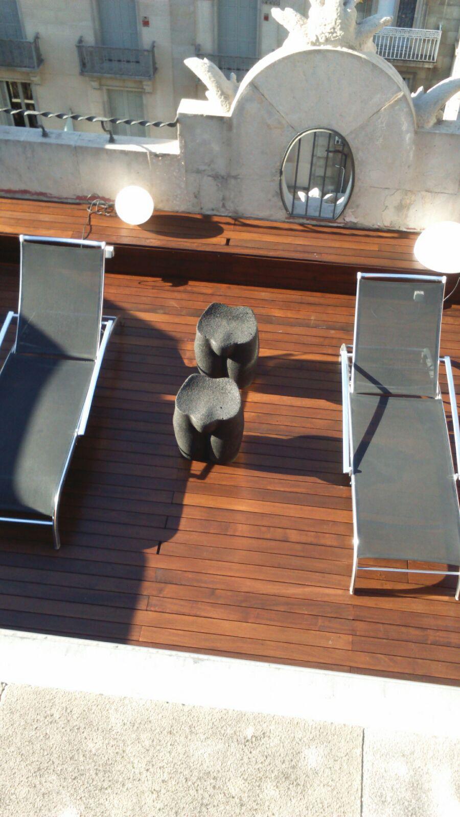 Mantenimiento tarima madera hoteles