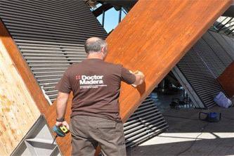 Mantenimiento instalaciones madera Valladolid Protos