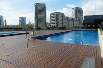 Pintar madera terraza barcelona