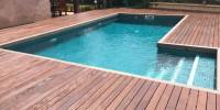 Mantenimiento tarima piscina