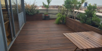 Mantenimiento madera terraza