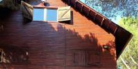 Mantenimiento casa madera pino