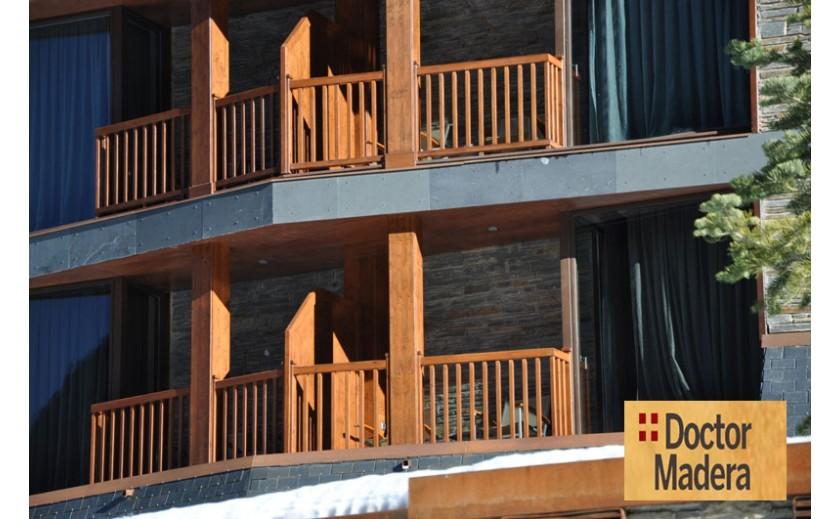 Mantenimientos tratamientos madera for Tratamiento madera exterior